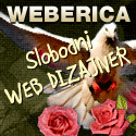 Weberica - web design - web dizajn - kodiranje - portfolio