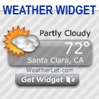 Weather widget – vremenska prognoza – dodatak za web stranicu