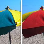 PSD Color-Replacement; zamjena određene boje na slici drugom bojom.