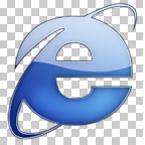PNG transparencija u IE 6