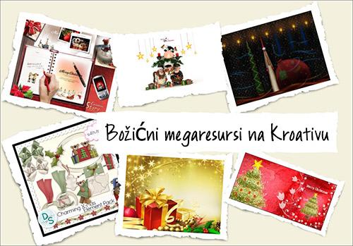Kroativ - Božićni megaresursi