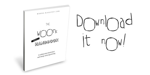The Woork Handbook by Antonio Lupetti