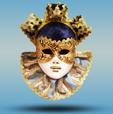 Carneval mask 3