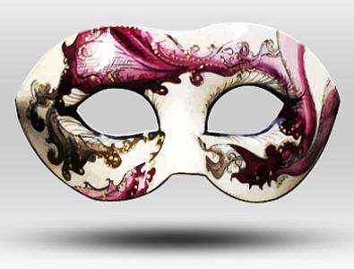 Karnevalske maske u png i psd formatu - weberica