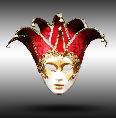 Carneval mask - 3