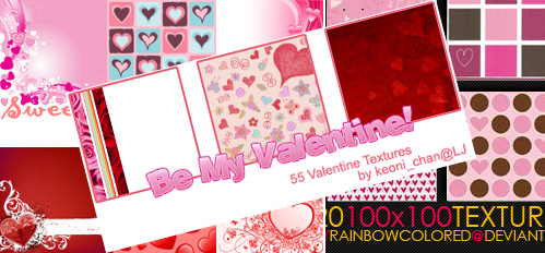 texture za valentinovo