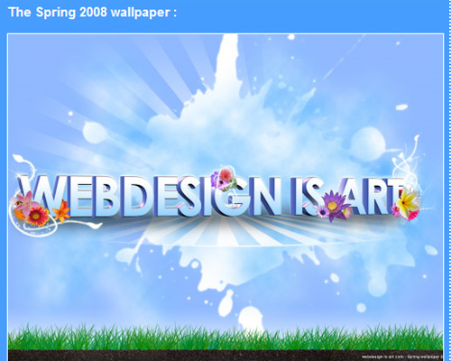 webdesignisart