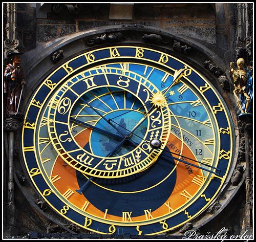prag - astronomski sat