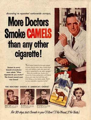 Camel reklama