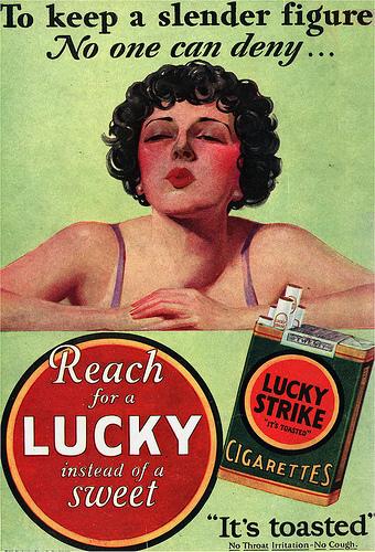 Lucky strike dijeta