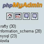 PhpMyAdmin – kreiranje baze i tablice