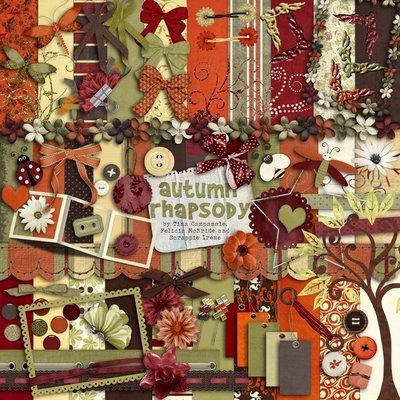 scrap, autumn