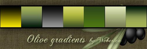olive gradients - weberica