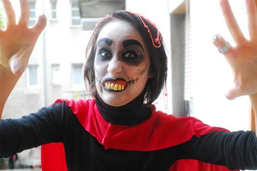 Creepy halloweeeen želi vam ekipa s Kroativa